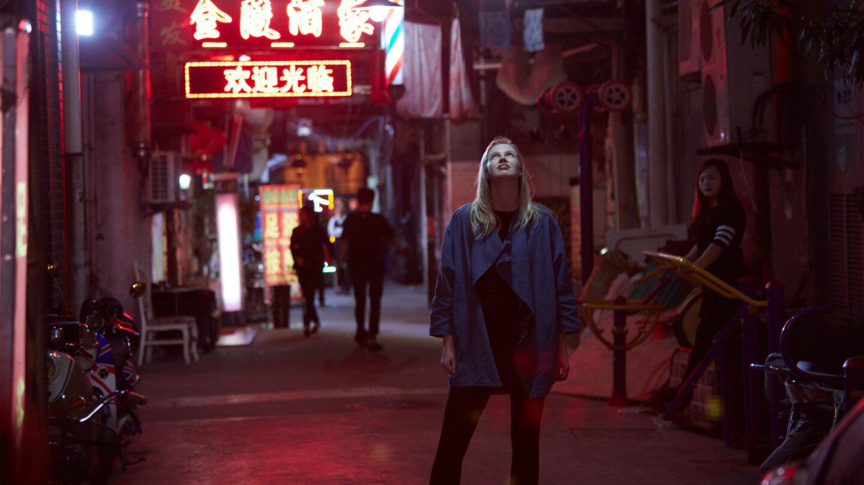 Ann Runnel in Shanghai