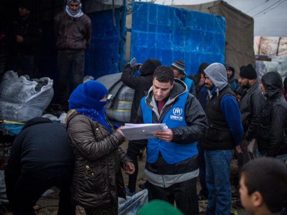 UNHCR in Syria
