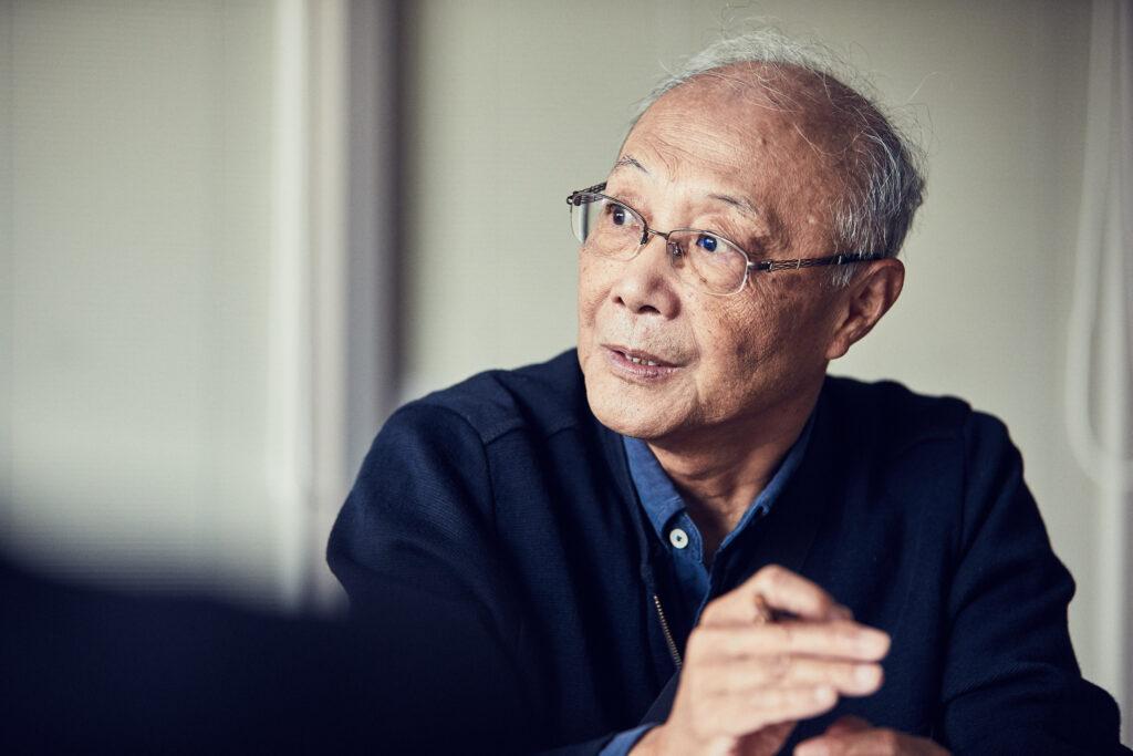 Professor Kanji Kanjiwara