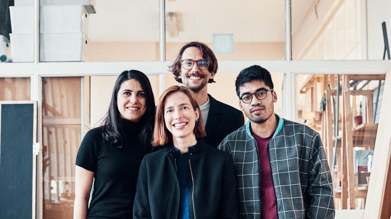 The team behind Resortecs