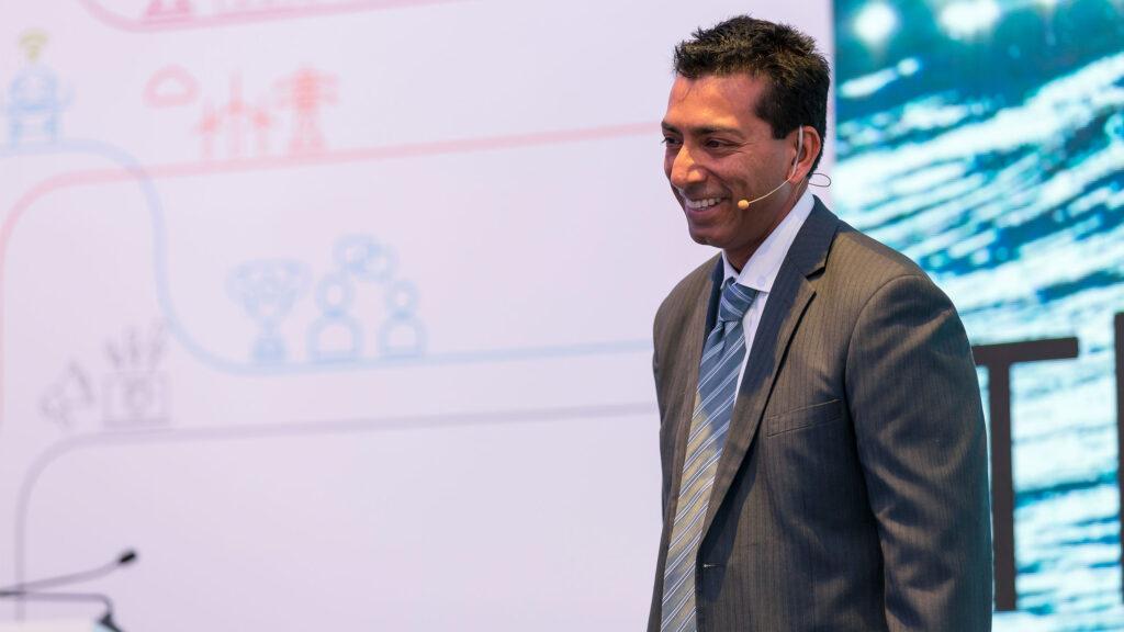 Dipak Mahato at SeaChange Technologies