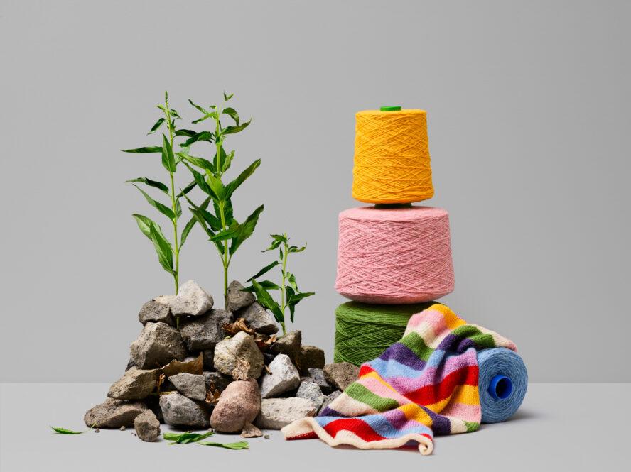 Green Nettle Textile - GCA winner 2019